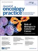 Optimizing Biologics in Metastatic Colon Cancer - The ASCO Post