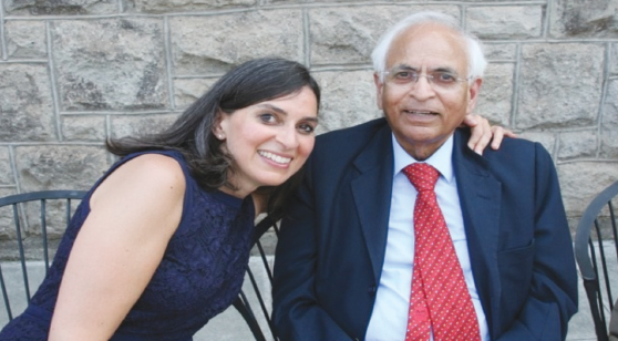 Humbled by Challenges, Renowned Hematologist Kanti R  Rai