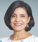 Leena Gandhi, MD, PhD, received a Conquer Cancer Young Investigator Award (YIA) in 2008.