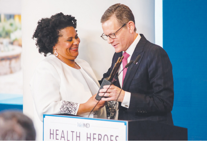 Webmd Recognizes Seven Cancer Innovators With Its Health Heroes Award The Asco Post