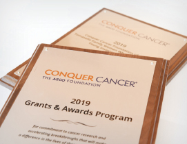 Conquer Cancer Honors Oncology Professionals With Merit Awards at