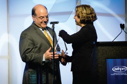 Michael H  Levy, MD, PhD, Receives Lifetime Achievement