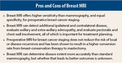 Apologise, but, Breast mri screening guidelines cleared