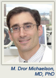 M. Dror Michaelson, MD, PhD